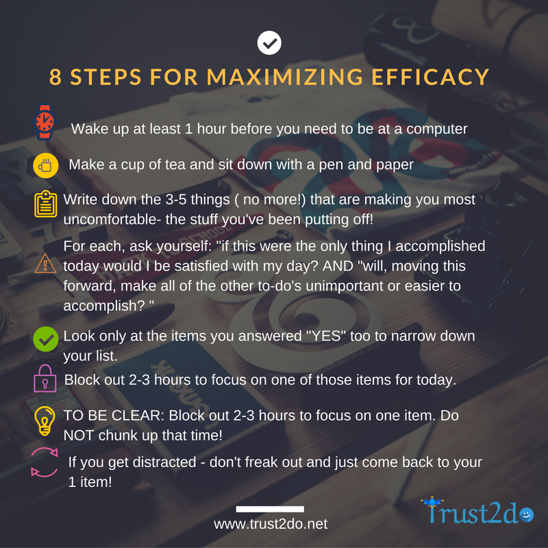 8-steps-for-maximizing-efficacy