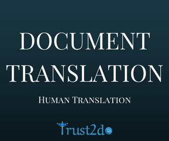 Business document translation