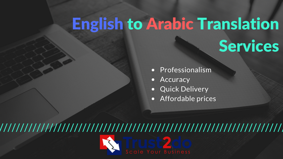 Arabic Translation Services - Professional Translation Services